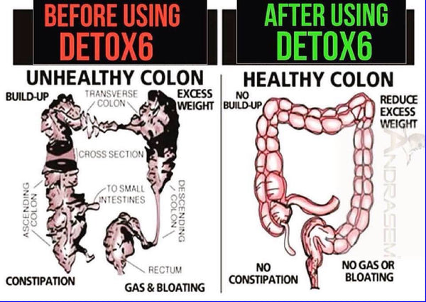 Natural Colon Cleanseer Oxy Cleanse Colon Cleanser Detox