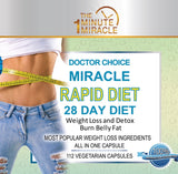MIRACLE RAPID DIET- 28 DAY DIET