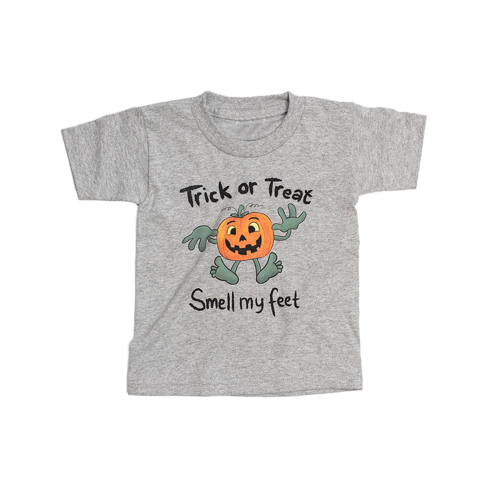 Smell My Feet toddler tee