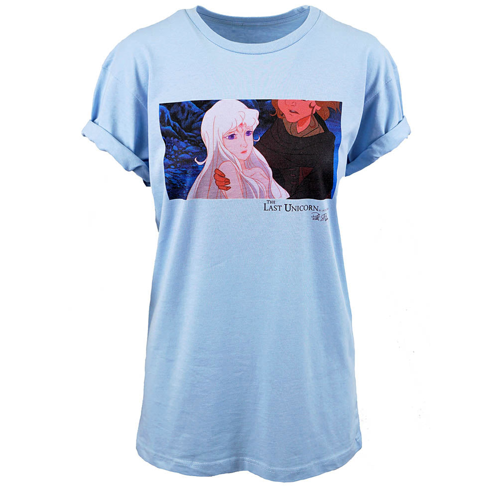 "The Last Unicorn- ""What Have You Done"" Women's S/S Tee"