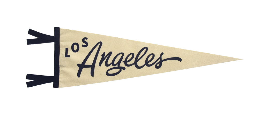Los Angeles Pennant by Oxford Pennant