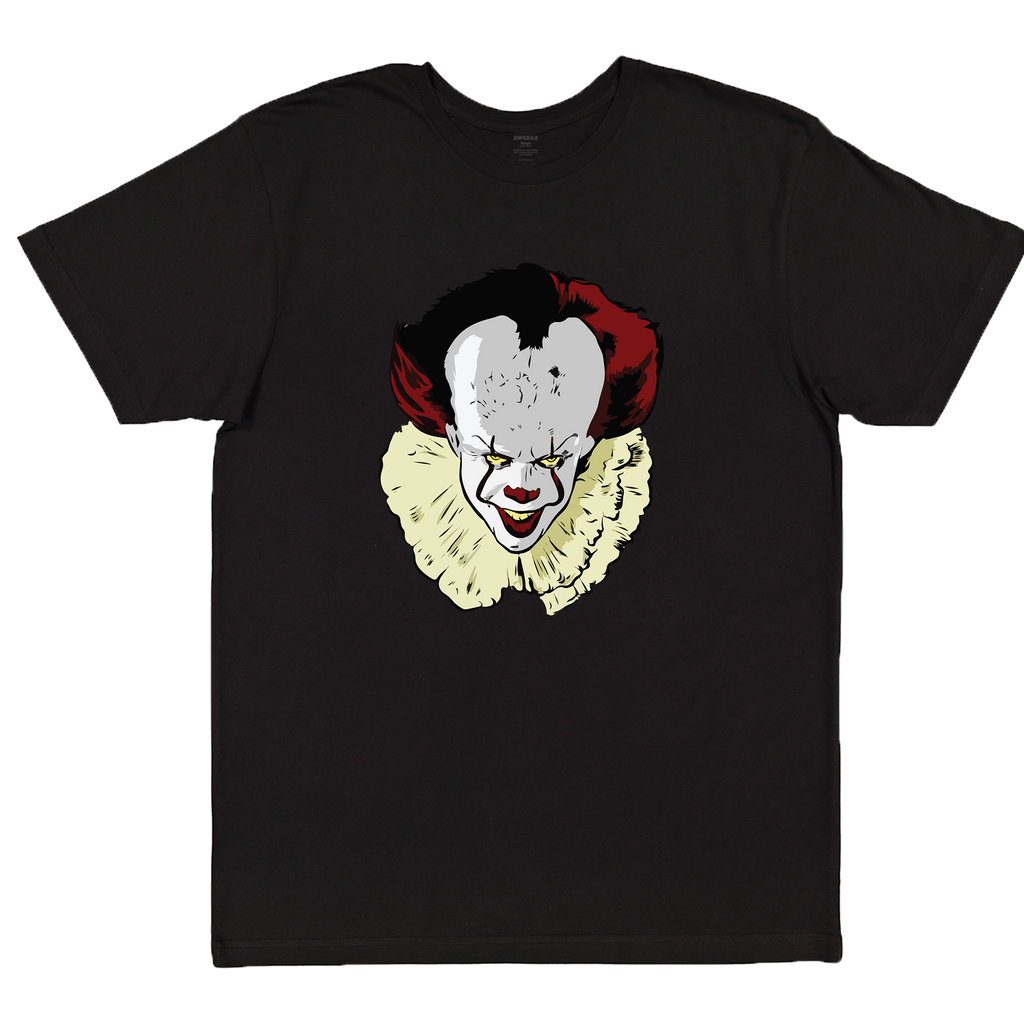 Pennywise Adult Tee Black