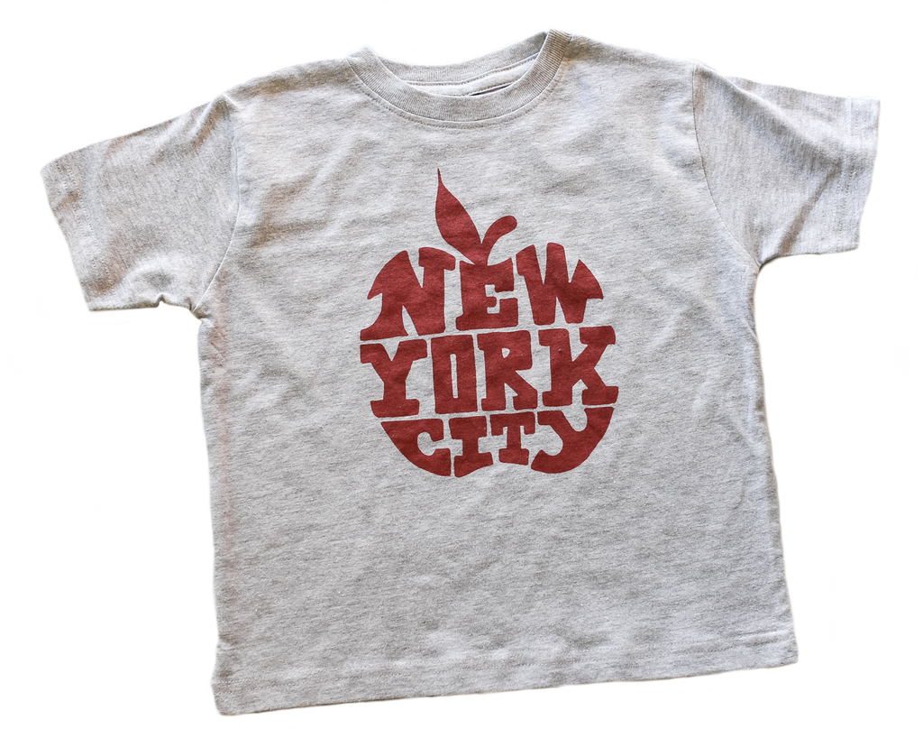DC Big Apple Tee- Heather