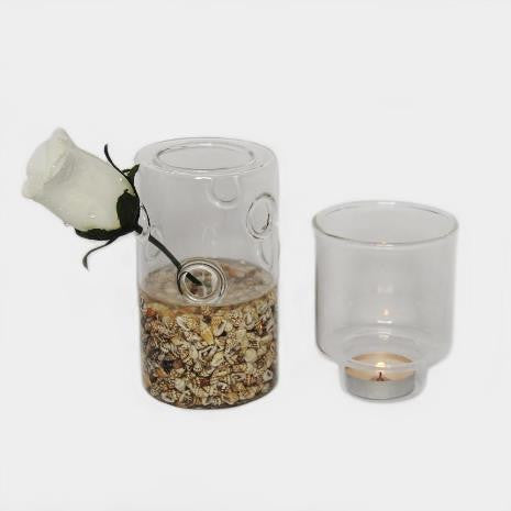 Elements Vase/Tealight Holder