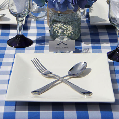 Fork and Spoon Placecards