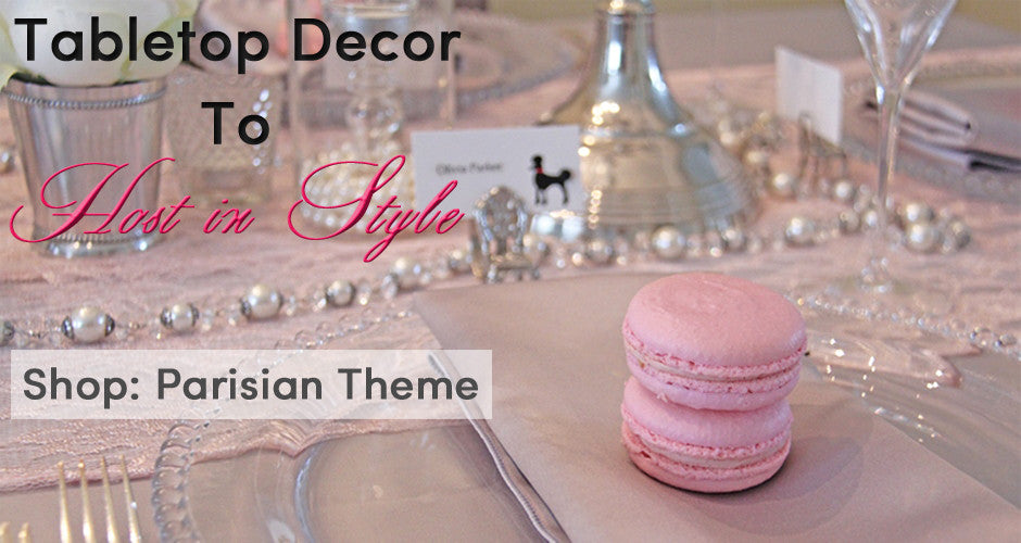 Corporate Class Event Decor