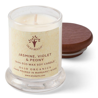 Jasmine, Violet and Peony Candle