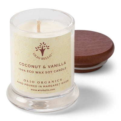 Coconut and Vanilla Candle