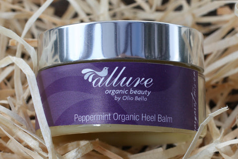 Allure Peppermint Heel Balm