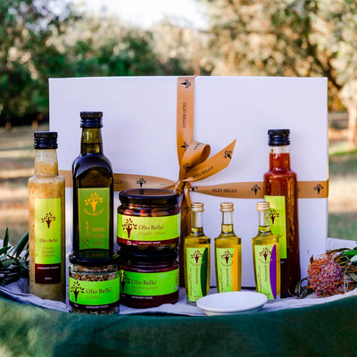 BELLISSIMO - The Ultimate Olio Bello Gourmet Hamper