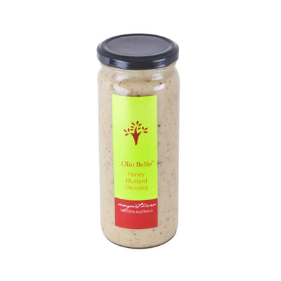 Olio Bello Honey Mustard Dressing Large