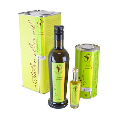 Olio Bello Lemon Pressed Olive Oil