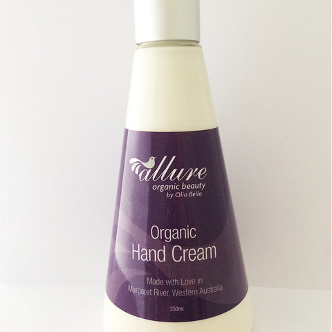 Olio Bello Organic Hand Cream