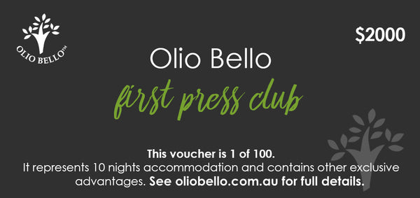The First Press Club Membership - 10 Night Package