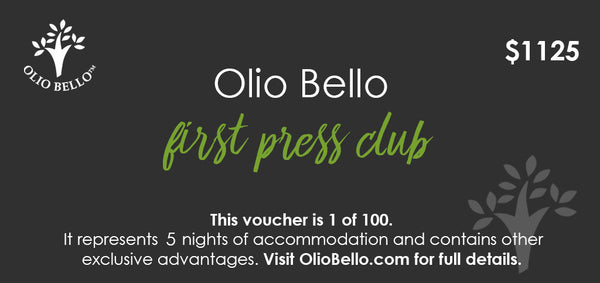The First Press Club Membership - 5 Night Package