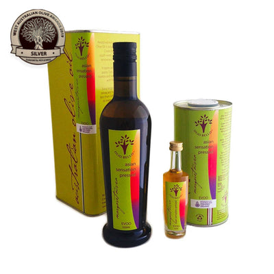Asian Sensation Pressed Extra Virgin Olive Oil - Limited Stock Available!
