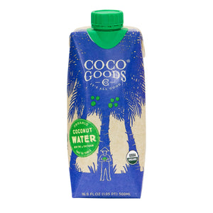 100% Organic Coconut Water 16.9 fl. oz