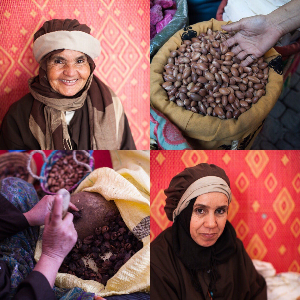 International Women's Day 2018: The Women Behind our Argan Oil