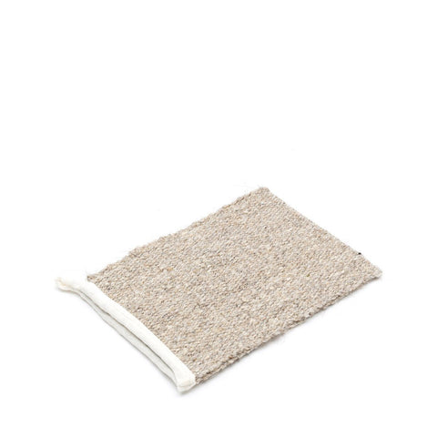 Angora Goat Hair Exfoliating Mitt