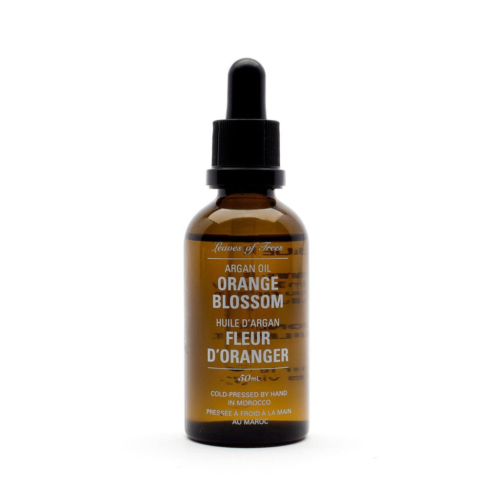Orange Blossom Argan Oil