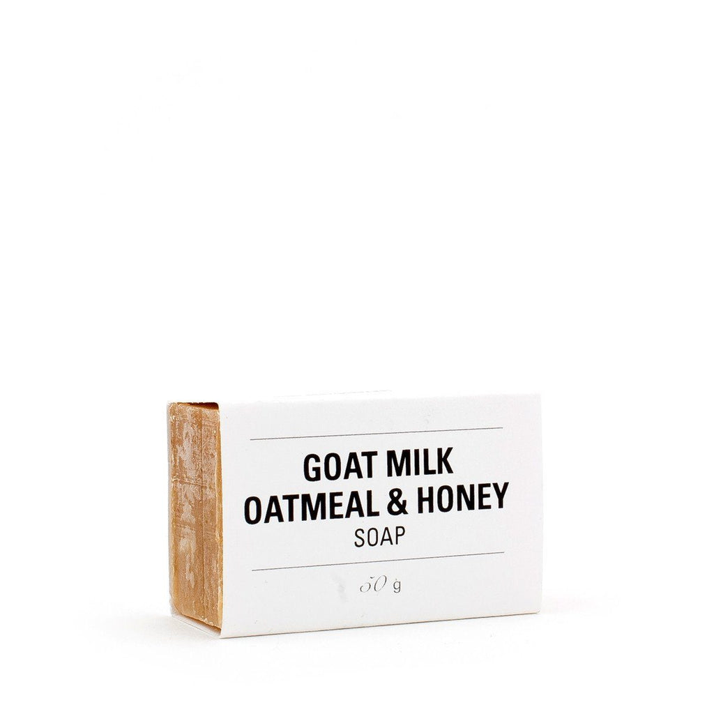Goat Milk Oatmeal Honey Soap