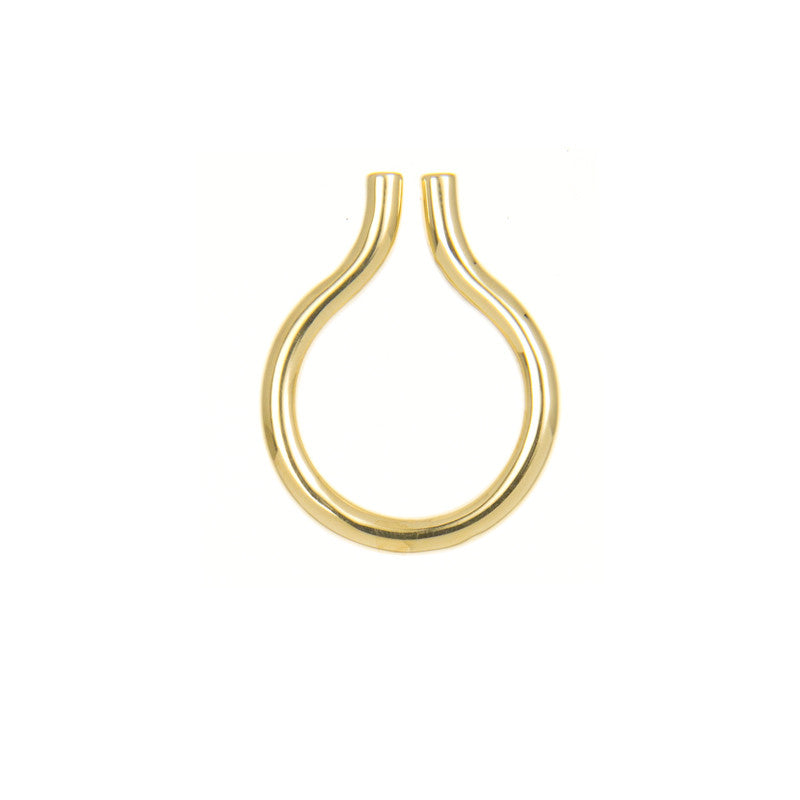 Cara Ring Brass