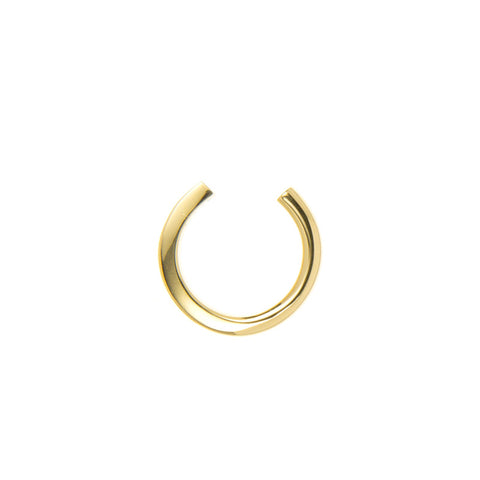 Ila Ring Brass