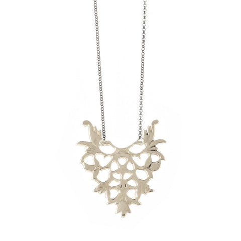 Tara Necklace Silver