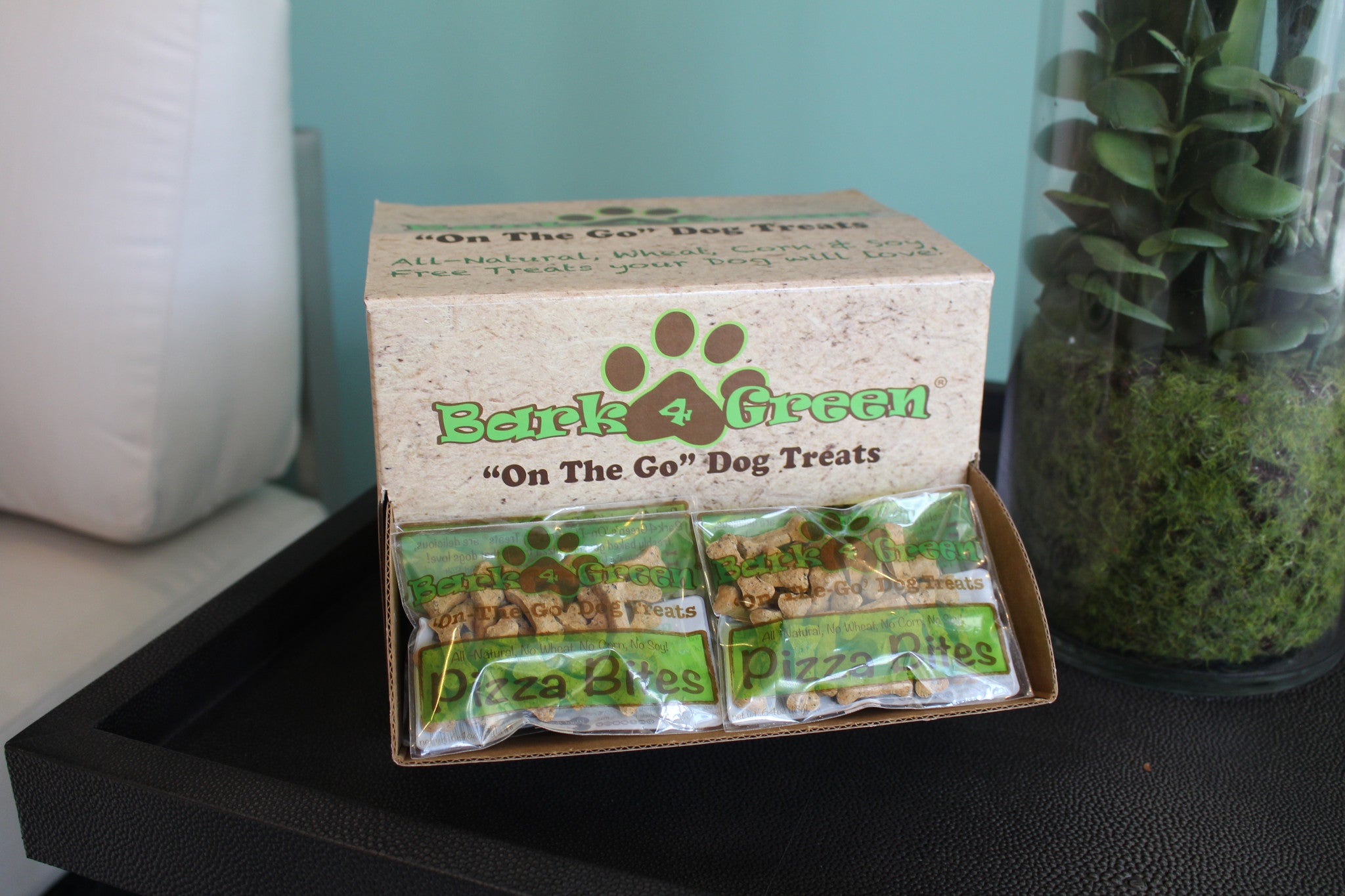The Big Box of 'On The Go' Dog Treats