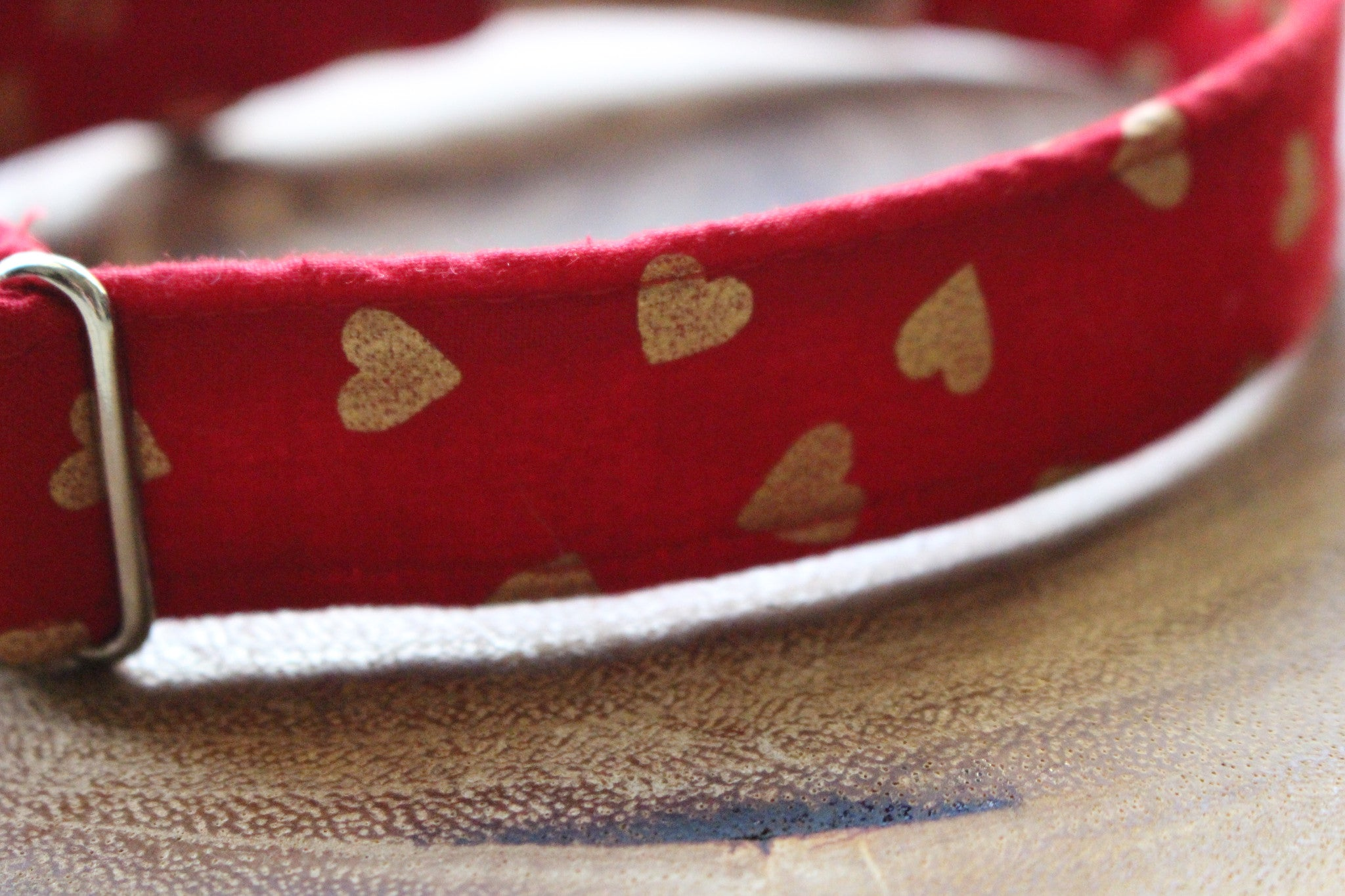 Heart of Gold Collar