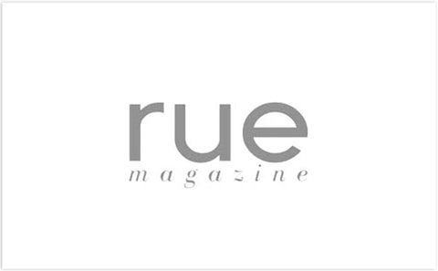rue magazine table maker dinner