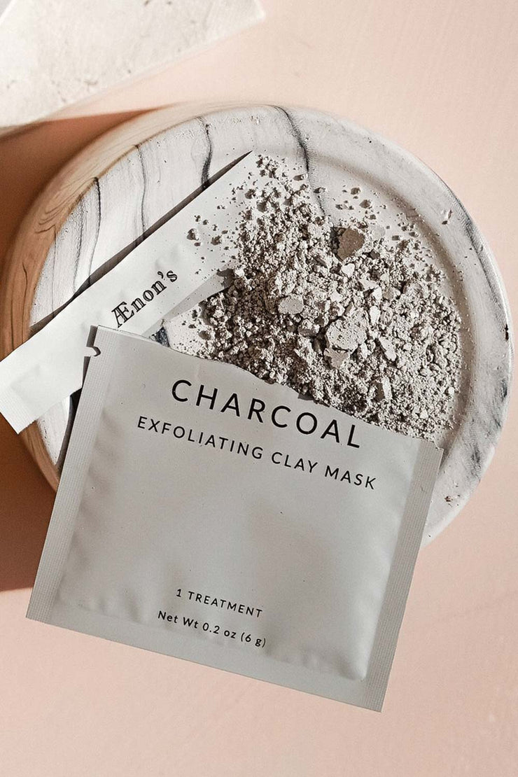 Charcoal Exfoliating Clay Mask (3)