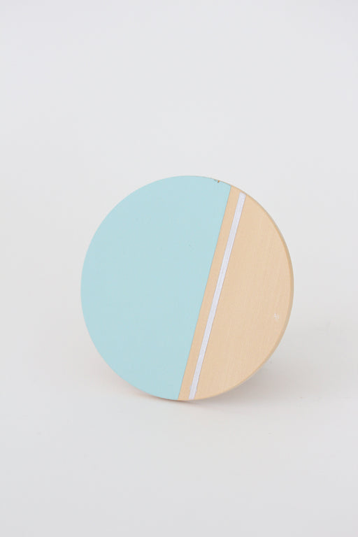 seafoam cedar moon coasters set of 4