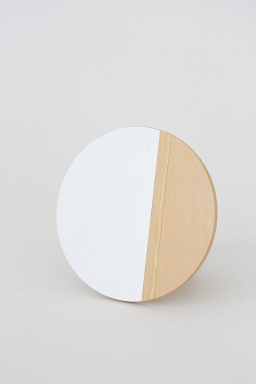 white cedar moon coasters set of 4