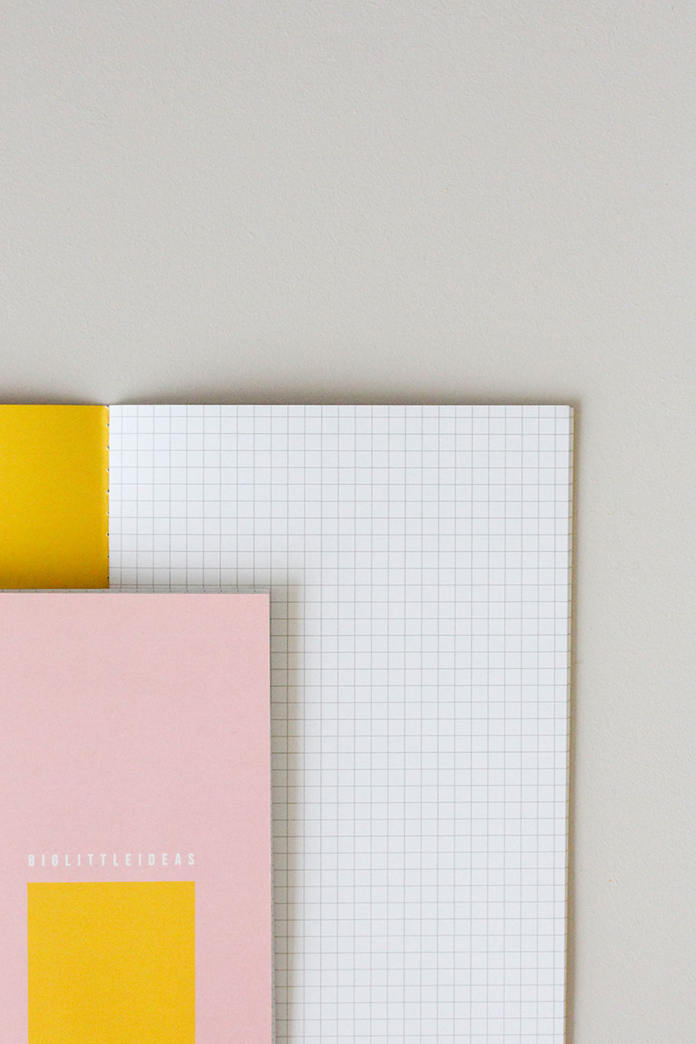 A5 Big Little Ideas Softcover Notebook
