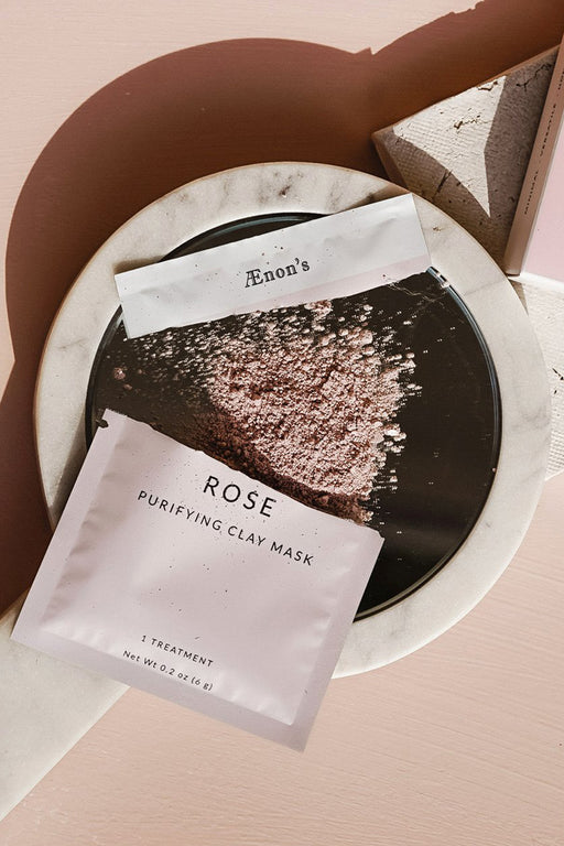 Rose Purifying Clay Mask