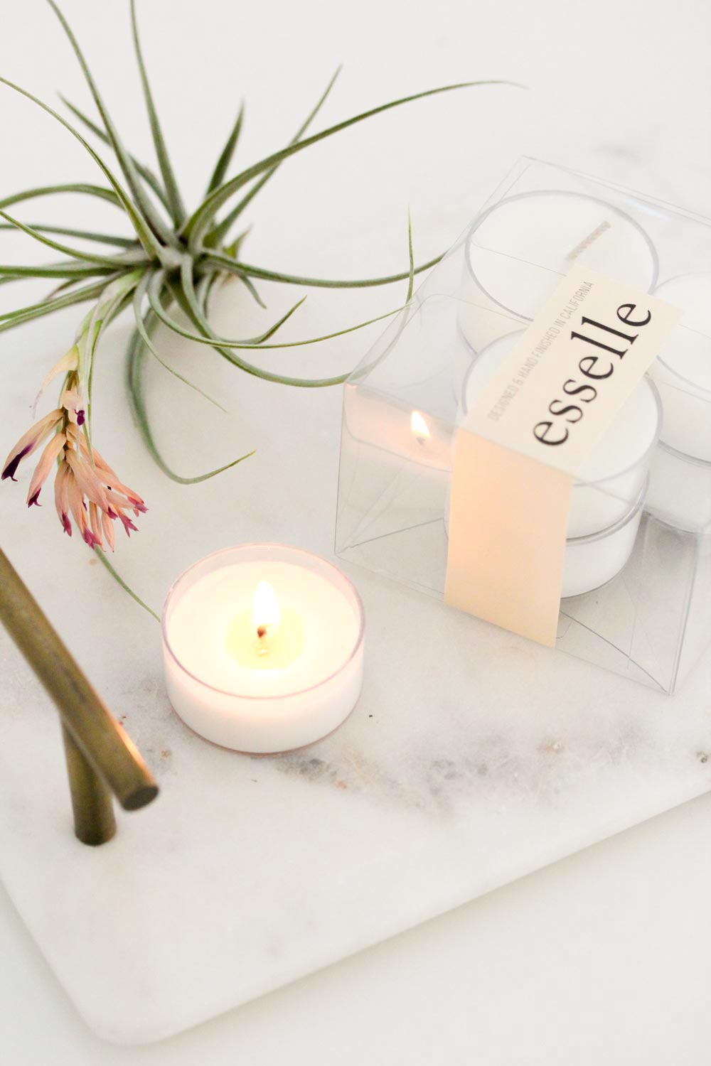 SENSE Tealight Sample Set