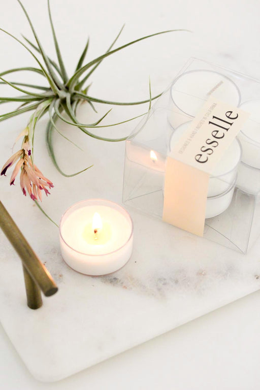 AURA Tealight Sample Set