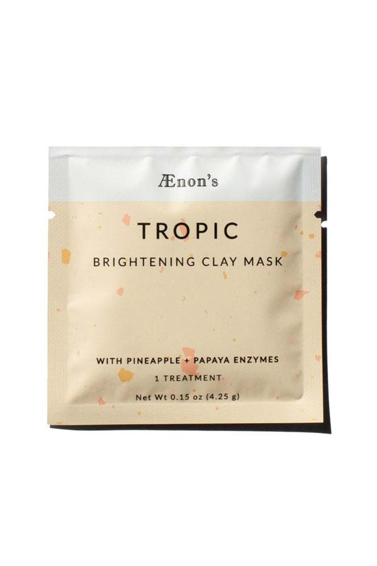 Tropic Brightening Clay Mask (3)