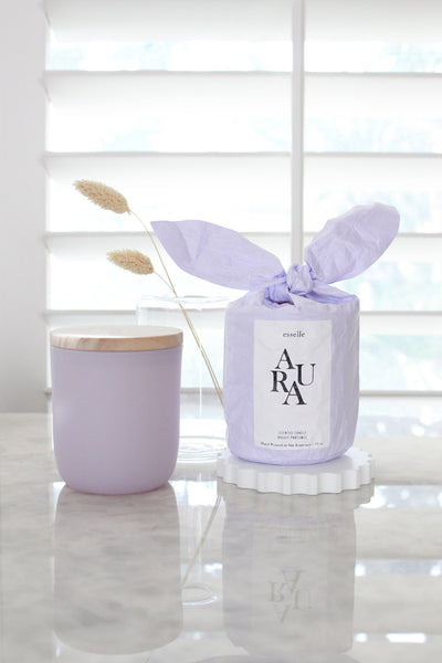 New Sea Salt & Orchid Candle