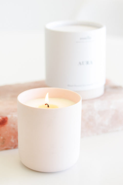 *Discontinued* Soy Candle AURA #5 Cinnamon Clove