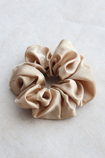 Silk Chiffon Scrunchie (+ more colors)