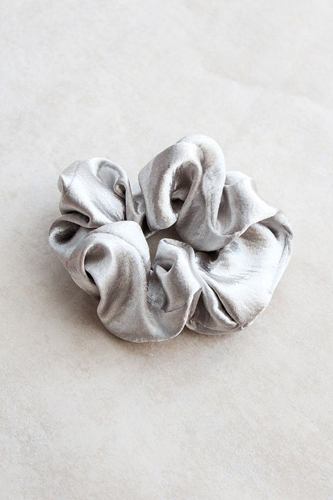 Grey Scrunchies Bundle (3)