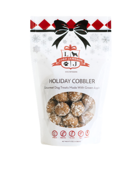 HOLIDAY COBBLER