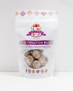 Celebration Bash 2-Pack Bundle | Peanut Butter + Coconut - Lord Jameson Organic Dog Treats