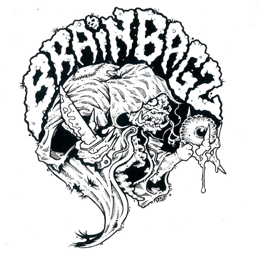 Brain Bagz / Bloodbags Split