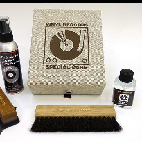 Vinyl Record Cleaning Boxset