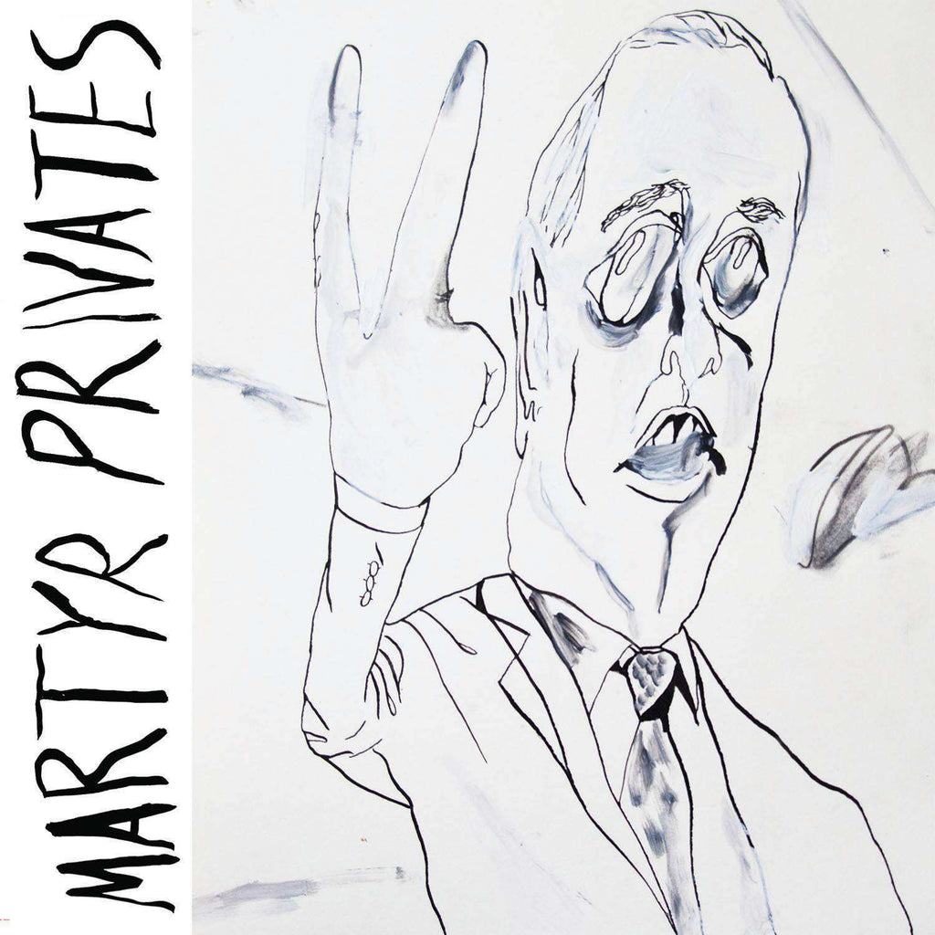 Martyr Privates - Flying Out