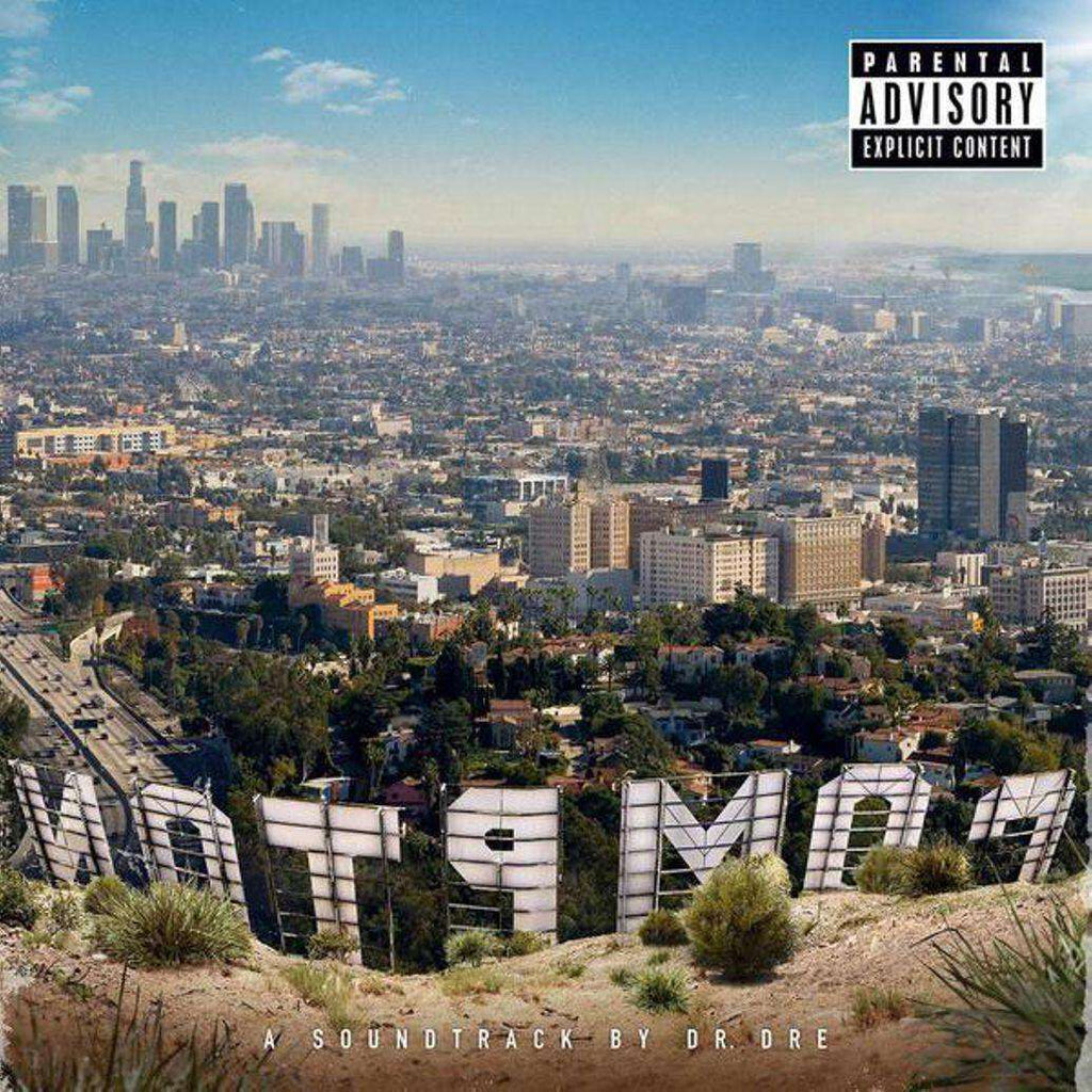 Compton, A Soundtrack - Flying Out