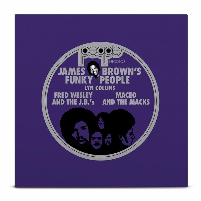 James Brown's Funky People Vol 1 (Reissue)